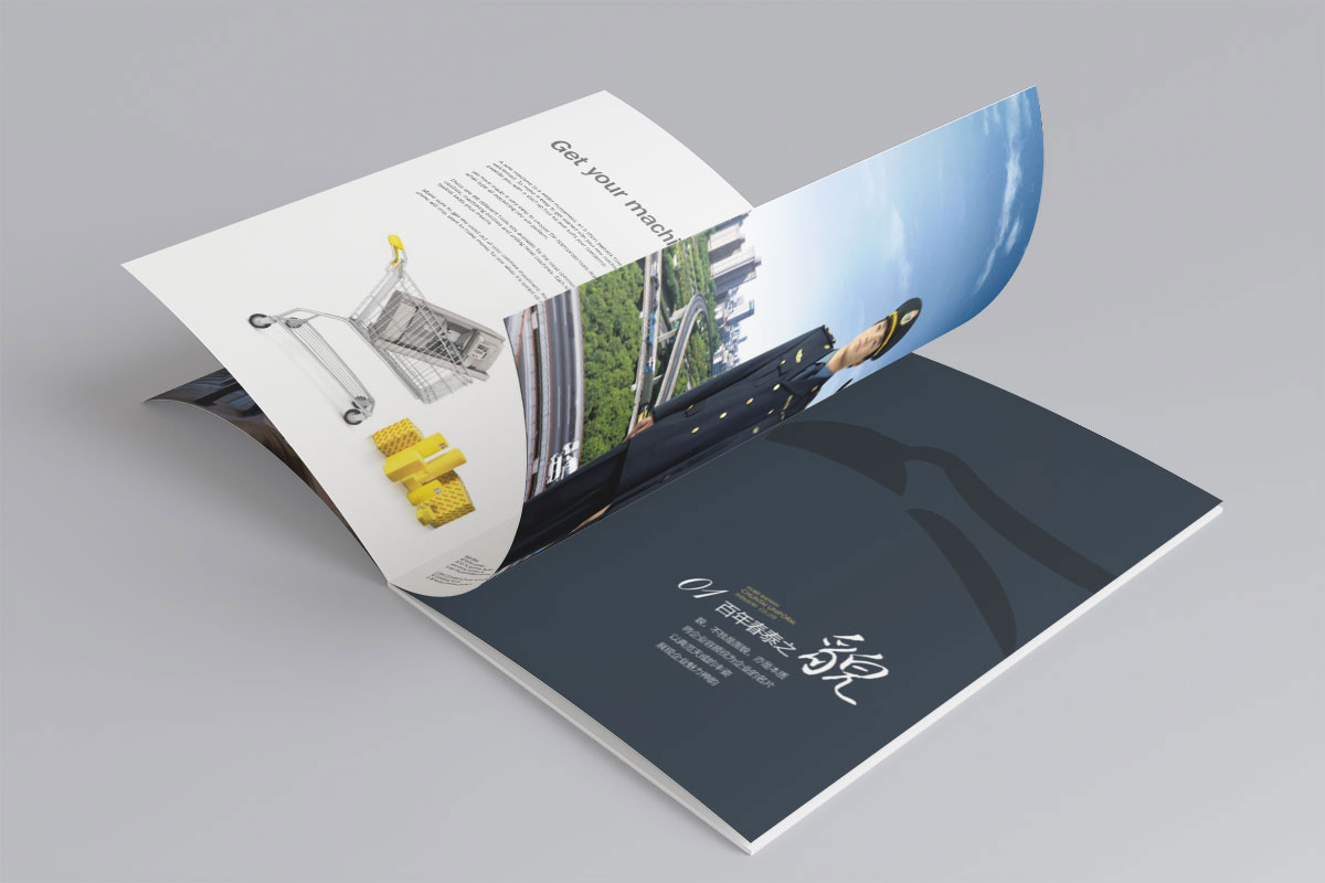 服装画册设计公司设计服装产品宣传册制作应该从理念出发