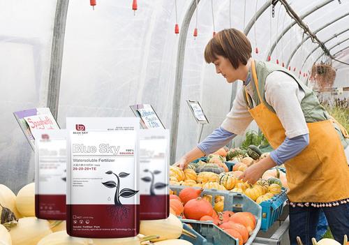 肥料产品包装设计体现植物生成才是正确的姿势
