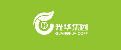 以G与H字母为主题的农业集团公司logo设计案例欣赏