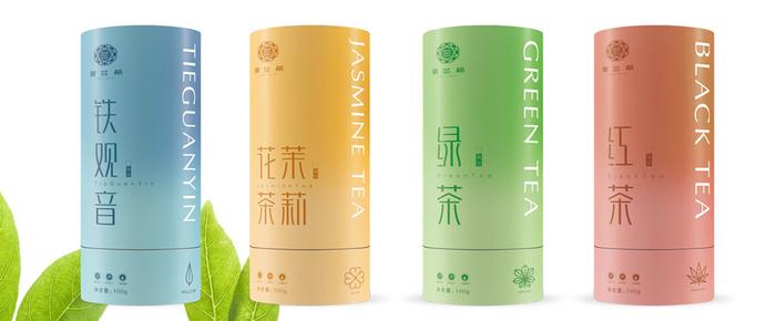 茶叶包装设计如何以【系列】化呈现?