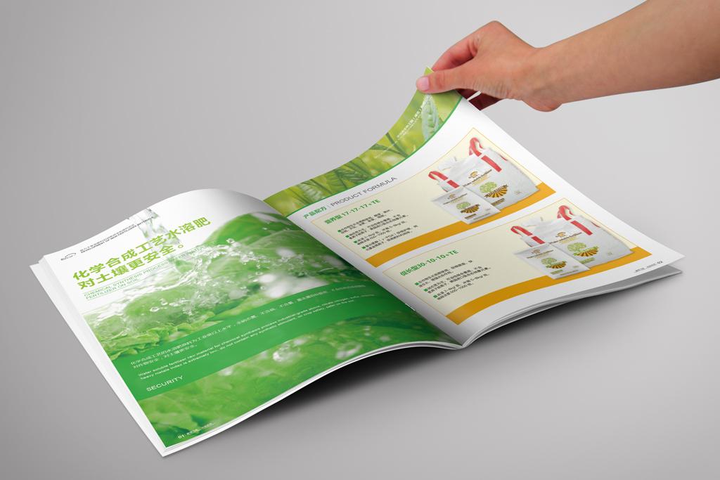 贝尔壳生物画册设计制作