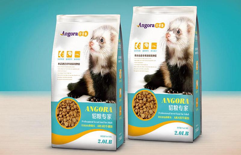 宠物食品包装设计体现便利性
