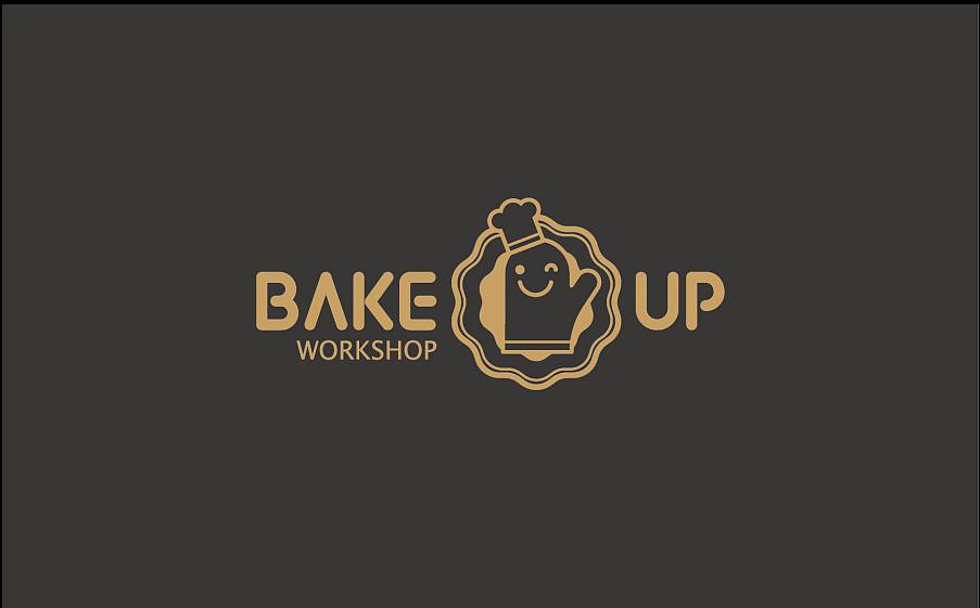 烘培店标志设计,面包快消品logo设计案例