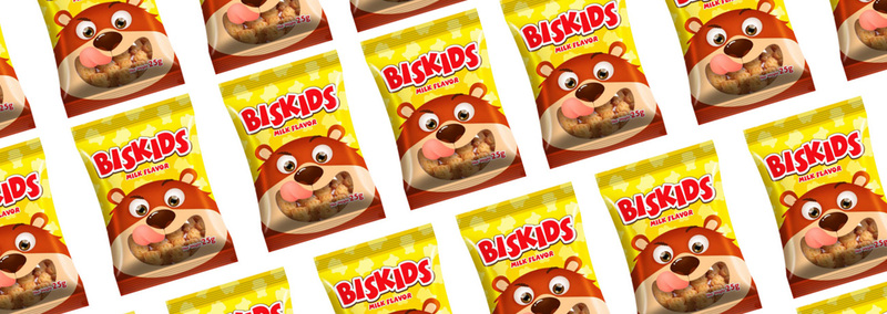 饼干食品包装设计 膨化食品包装设计案例