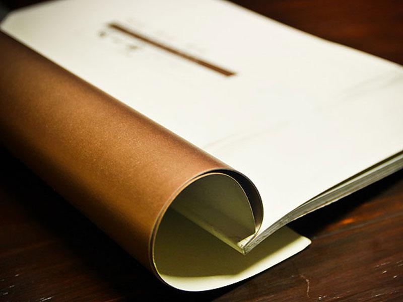 高端画册设计为何通过细节体现高端感