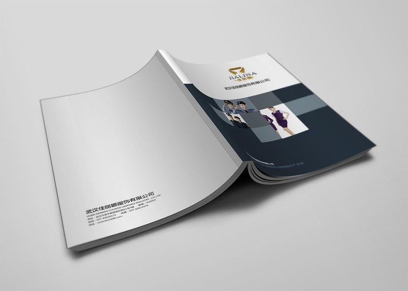 服装产品画册设计体现亮点很关键