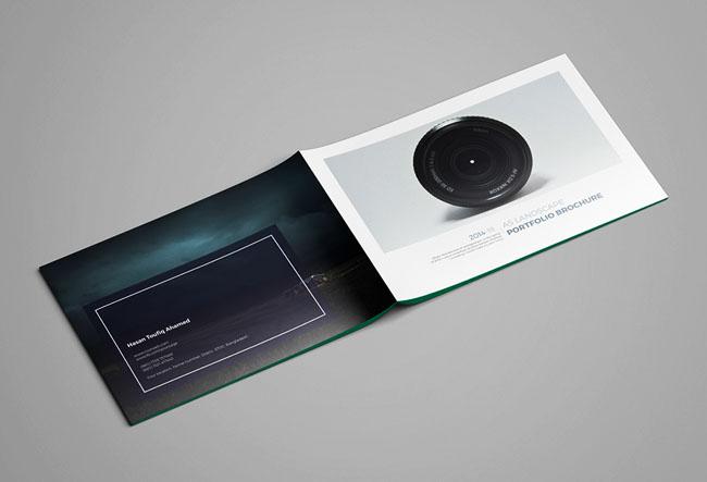 打动消费者科技画册设计欣赏_武汉上辰品牌设计公司