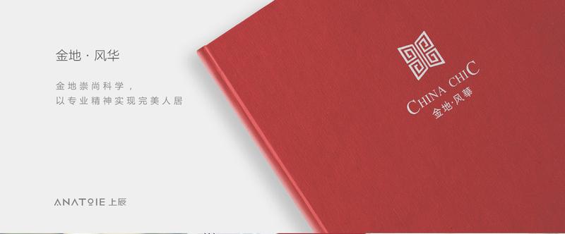 地产画册设计呈现高端大气之美