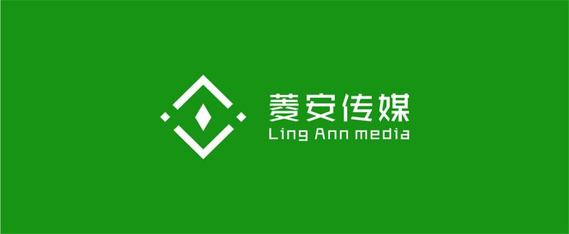 传媒公司logo标志设计案例